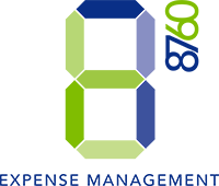 8760 Expense Management Logo